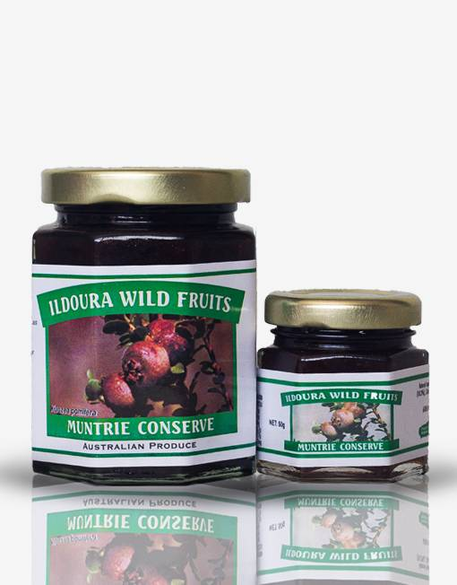 Ildoura Wild Fruits Jam