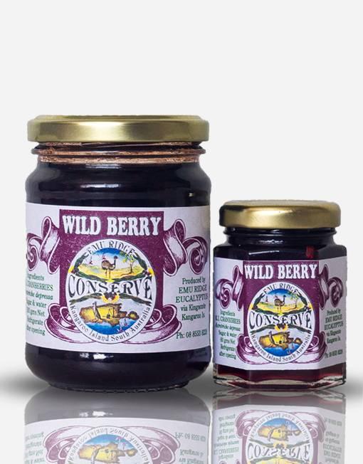 Wild Berry Jam