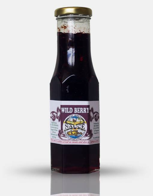 Wild Berry Sauce
