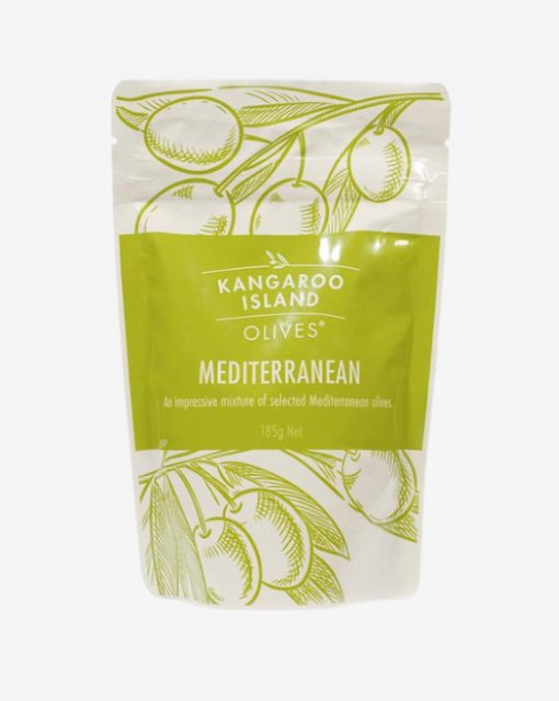 olives mediterranean