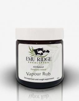 vapor rub emu ridge1