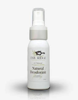 Natural Deodorant Emu Ridge