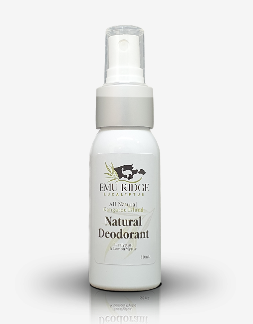 Natural Deodorant Emu Ridge