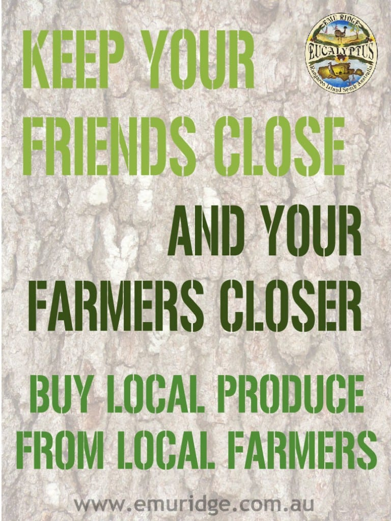 Keep Your Farmers Close