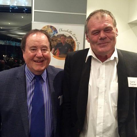 Dene Cordes and Larry Turner