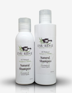 Natural Shampoo Emu Ridge