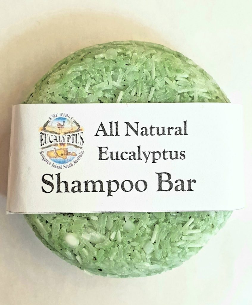 Emu ridge Shampoo Bar Eucalyptus oil
