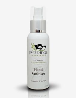 Hand Sanitiser Emu Ridge