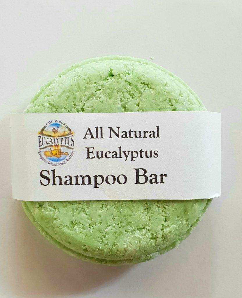 shampoo bar no packaging