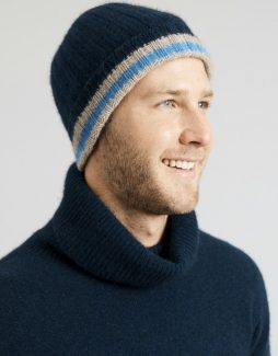 willoughby stripe beanie military hay provence blue 510x652