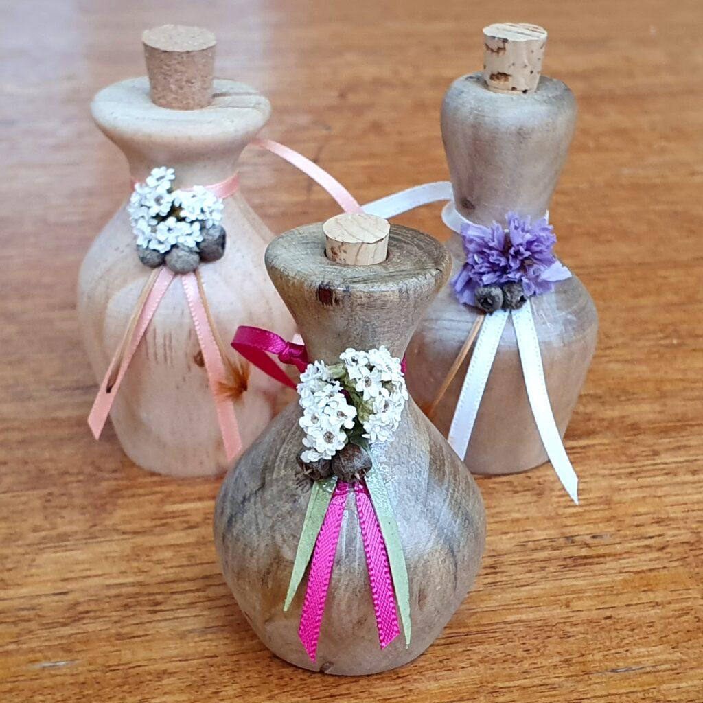 Wood Pots