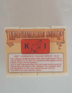 4 x ki brick soap