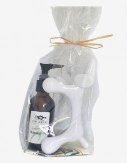dog massager gift pack