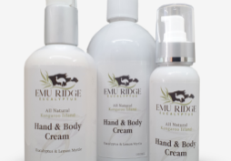 Body Cream Emu Ridge