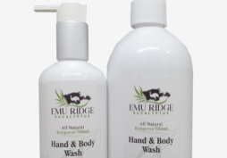 Hand Body Wash Emu Ridge