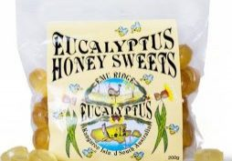 Emu Ridge Eucalyptus and Honey Sweets